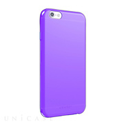 【iPhone6s/6 ケース】ODOYO SOFT EDGE/IRIS PURPLE