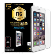 【iPhone6s Plus/6 Plus フィルム】ITG PRO Plus - Impossible Tempered Glass