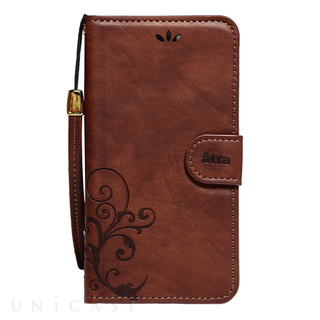 iPhone6 ケース SMART COVER NOTEBOOK Brown