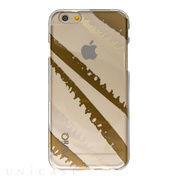 【iPhone6 ケース】AViiQ Me WOW for iPhone 6 Metalic Gold + Gold Mirror