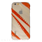 【iPhone6 ケース】AViiQ Me WOW for iPhone 6 Red + Gold Mirror