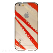 【iPhone6 Plus ケース】AViiQ Me WOW for iPhone 6 Plus Red + Gold Mirror