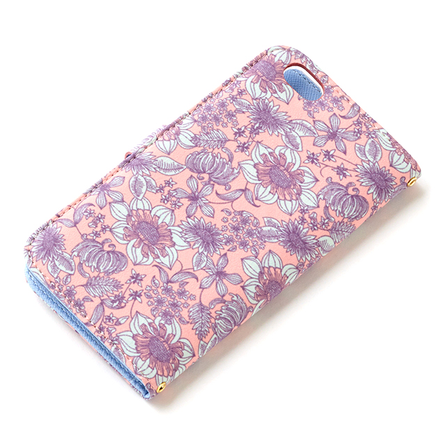 【iPhone6 ケース】La Boutique フラワー iPhoneケース for iPhone6 (PK)