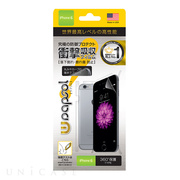 【iPhone6s/6 フィルム】Wrapsol ULTRA Screen Protector System - FRONT+BACK 衝撃吸収 保護フィルム