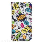 【iPhone6s/6 ケース】YAKPAK ウォレットケース for iPhone6s/6 (Hello Kitty)