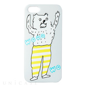 【iPhoneSE/5s/5 ケース】iPhone Case WOLF GL