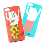【iPhoneSE/5s/5 ケース】iPhone Case WOLF CR2