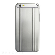 【iPhone6s/6 ケース】ZERO HALLIBURTON for iPhone6s/6 (Silver)