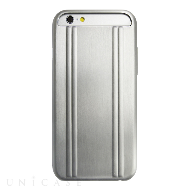 【iPhone6s/6 ケース】ZERO HALLIBURTON for iPhone6s/6 Silver