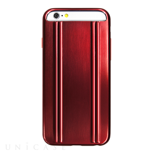 【iPhone6s/6 ケース】ZERO HALLIBURTON for iPhone6s/6 Red