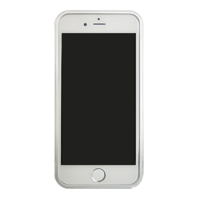 【iPhone6s/6 ケース】ZERO HALLIBURTON for iPhone6s/6 Silverサブ画像