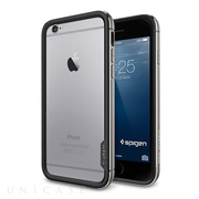 【iPhone6 ケース】Neo Hybrid EX METAL (Space Gray)