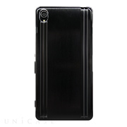 【XPERIA Z3 ケース】ZERO HALLIBURTON for XPERIA Z3 (Black)