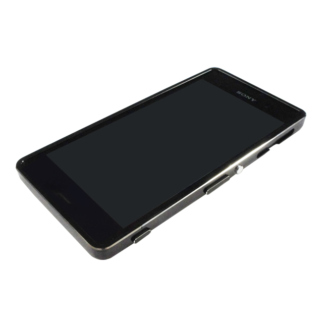【XPERIA Z3 ケース】ZERO HALLIBURTON for XPERIA Z3 (Black)サブ画像