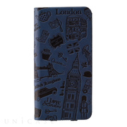 【iPhone6 ケース】O!coat Travel Folio case London
