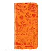 【iPhone6 ケース】O!coat Travel Folio case New York