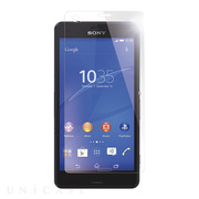 【XPERIA Z3 Compact フィルム】High Grade Glass Screen Protector 0.33mm 表面