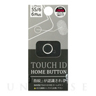 【Touch ID対応ホームボタンシール】TOUCH ID ホームボタン CL/SV