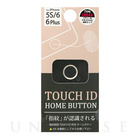 【Touch ID対応ホームボタンシール】TOUCH ID ホームボタン CL/GD