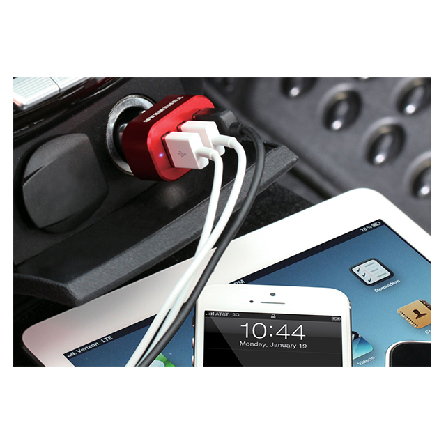 TUNEMAX 3 PORT CAR CHARGER