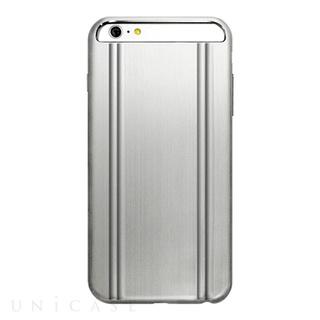 iPhone6 Plus ケース ZERO HALLIBURTON for iPhone6 Plus Silver