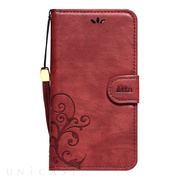 【iPhone6s Plus/6 Plus ケース】SMART COVER NOTEBOOK (Wine Red)