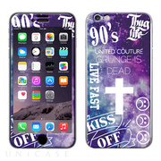 【iPhone6s/6 スキンシール】Gizmobies UNITED COUTURE 02