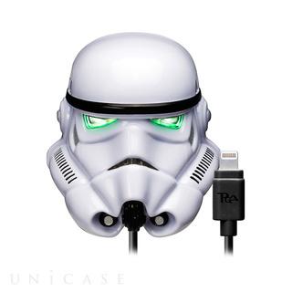 STARWARS LightningコネクターAC充電器2.1A ストームトルーパー