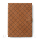 【iPad Air2 ケース】Vintage Quilt Diary【レザー】