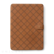 【iPad Air2 ケース】Vintage Quilt Diary