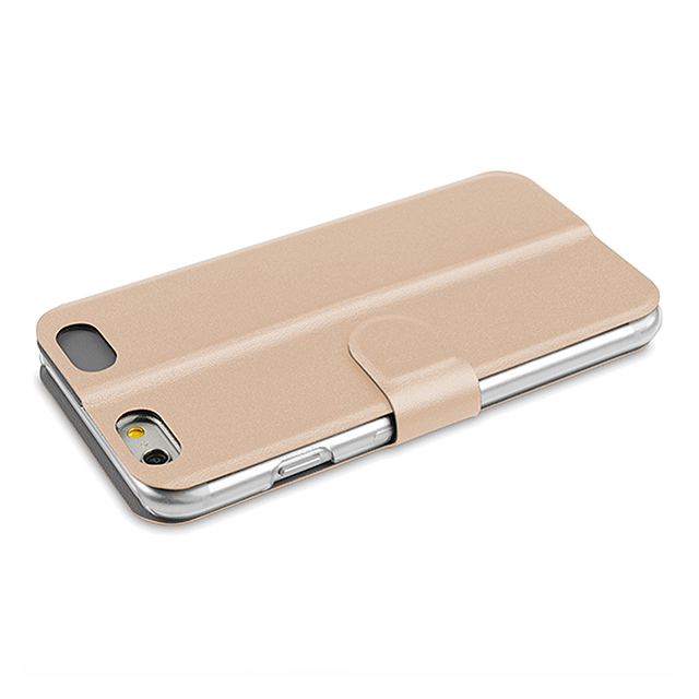 【iPhone6s Plus/6 Plus ケース】Dual Face Flip Case SYKES BASIC Champagne Gold/Space Greyサブ画像