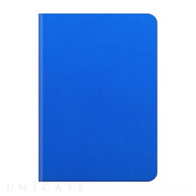 【iPad Air2 ケース】D5 Calf Skin Leather Diary ブルー