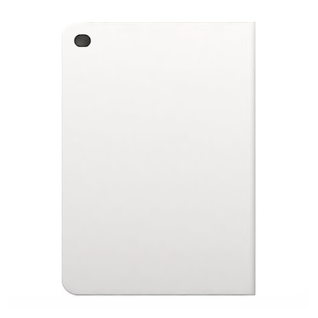 【iPad Air2 ケース】D5 Calf Skin Leather Diary ホワイトサブ画像