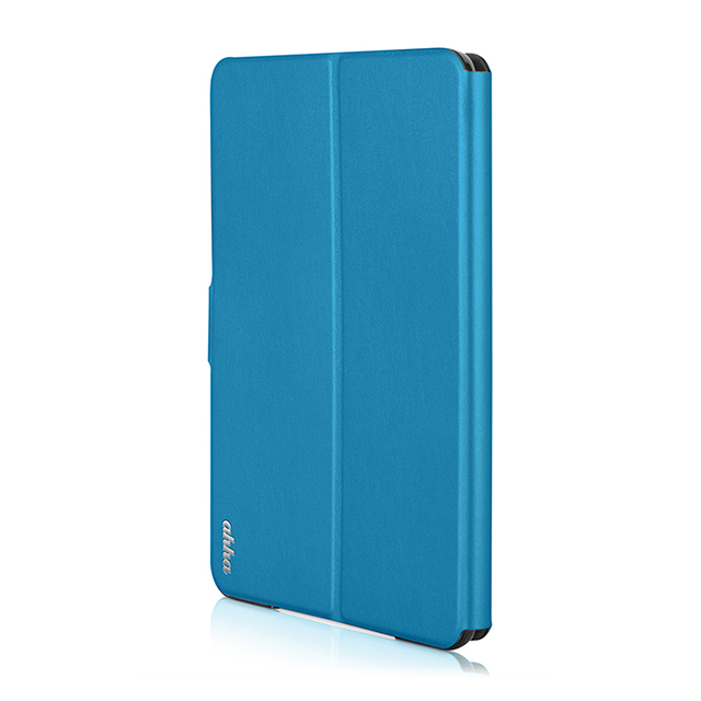 【iPad mini3/2/1 ケース】Dual Face Flip Case SYKES BASIC Space Gray/Ocean Blueサブ画像