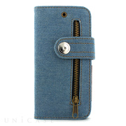 【iPhone6s Plus/6 Plus ケース】Denim Case (Bleach)