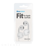 【iPhone iPod】Fit for Apple EarPods White