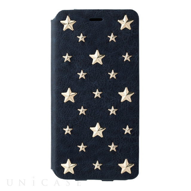 【iPhone6s/6 ケース】607LE Star's Case Limited Edition (ネイビー)