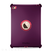 【iPad Air2 ケース】Defender (Crushed Damson)