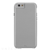 【iPhone6s Plus/6 Plus ケース】Hybrid Tough Case Silver/Clear
