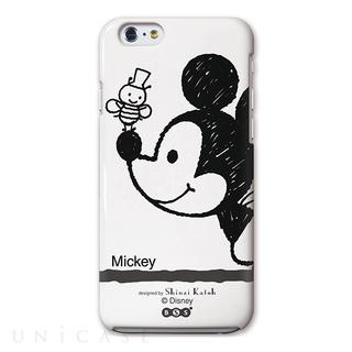 【iPhone6 ケース】ミッキー001