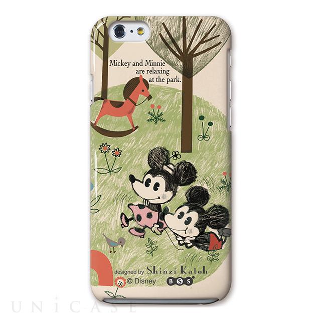【iPhone6s/6 ケース】ミッキー&ミニー002