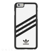 【iPhone6s Plus/6 Plus ケース】Moulded Case (White/Black)