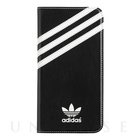 【iPhone6s Plus/6 Plus ケース】Booklet Case (Black/White)【人気ブランド 手帳型】