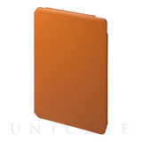 【iPad mini3/2/1 ケース】Leather Case Tan