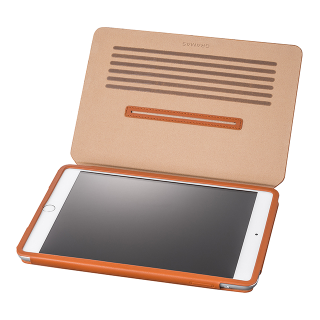 【iPad mini3/2/1 ケース】Leather Case Tanサブ画像