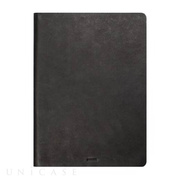 【iPad mini3/2/1 ケース】Leather Cover (ブラック)