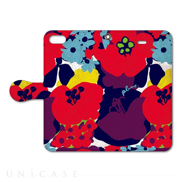 【iPhone6s/6 ケース】Collabone Folioケース お花たち