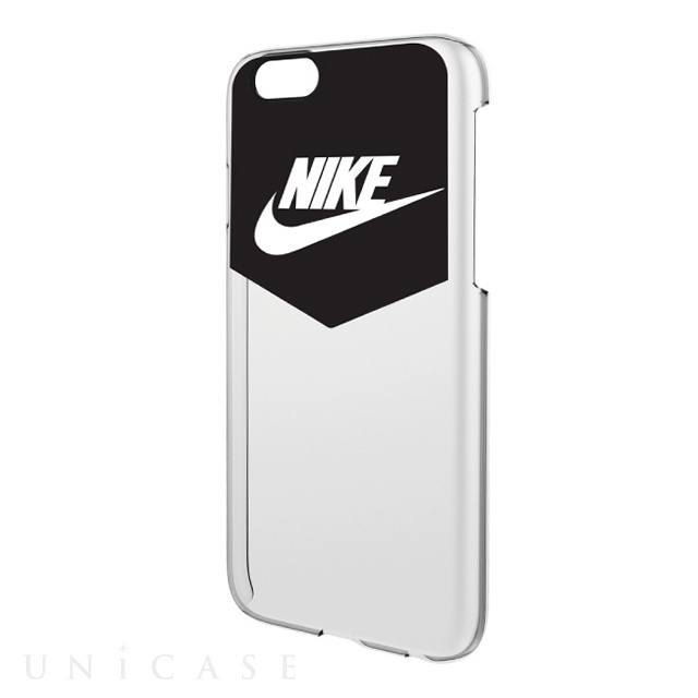 【iPhone6s/6 ケース】NIKE HERITAGE PHONE CASE (BLACK/WHITE)