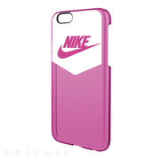 【iPhone6s/6 ケース】NIKE HERITAGE PHONE CASE (WHITE/PINK POW)