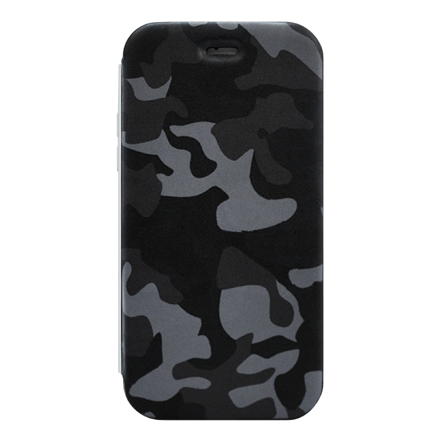 【iPhone6s/6 ケース】amadana LEATHER CASE for iPhone6s/6(BLACK X CAMO)サブ画像
